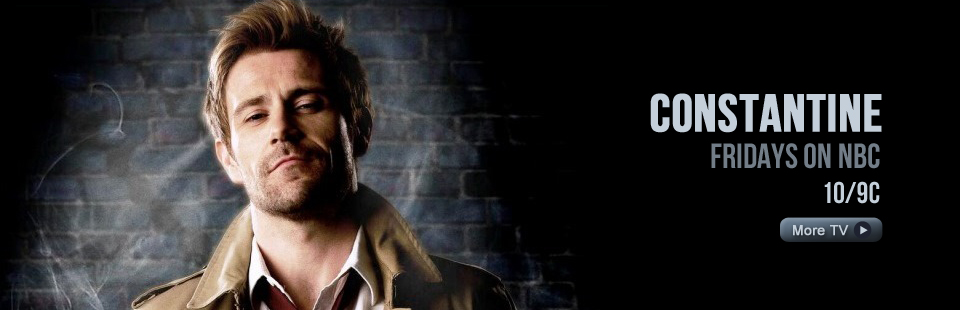 Constantine now on NBC